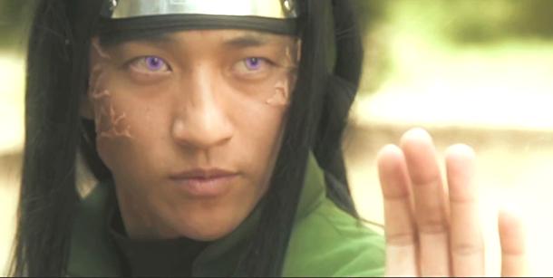 Le court-métrage live Naruto Shippuden: Dance of War, en Introduction Vidéo