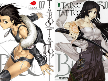 Taboo-Tattoo-manga-tomes