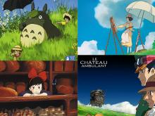 Ghibli-animes-affiche