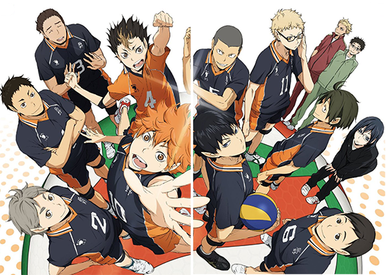 Haikyuu-Bluray