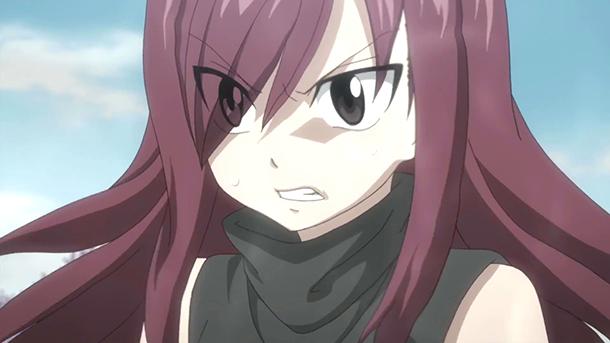 Fairy Tail Erza Tartaros Arc: L'anime Fairy Tail: Arc Tartaros, En Promotion Vidéo