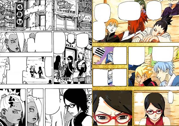 livre manga boruto