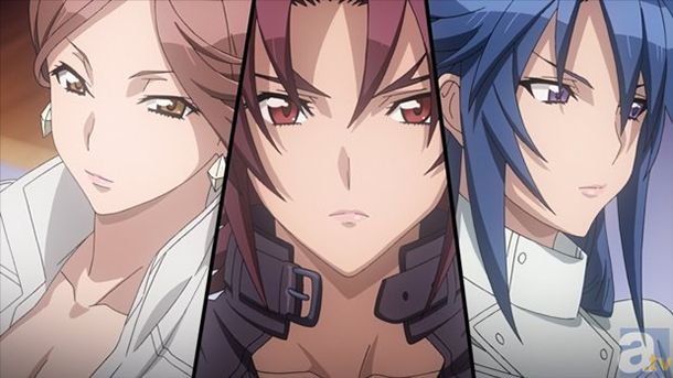 triage x vostfr
