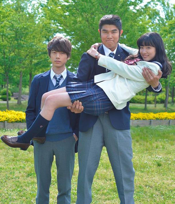Ore-Monogatari-Movie-Casting