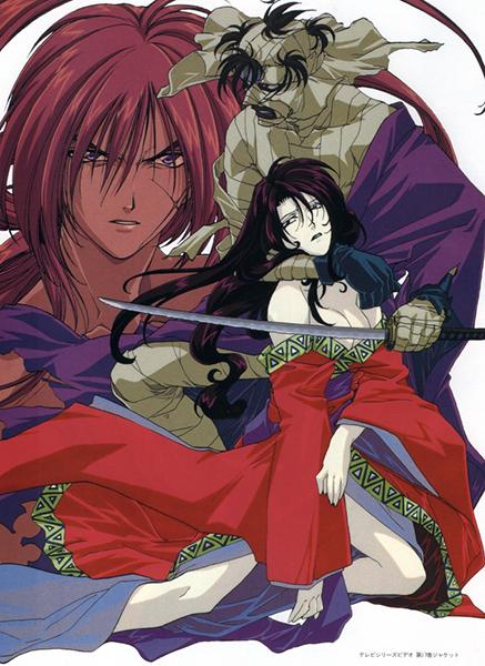 Kenshin-Shishio-Makoto
