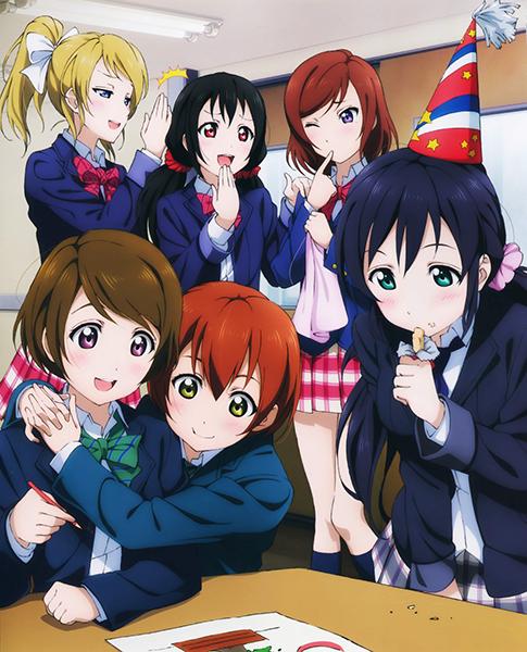 Love-Live-anime-illustration