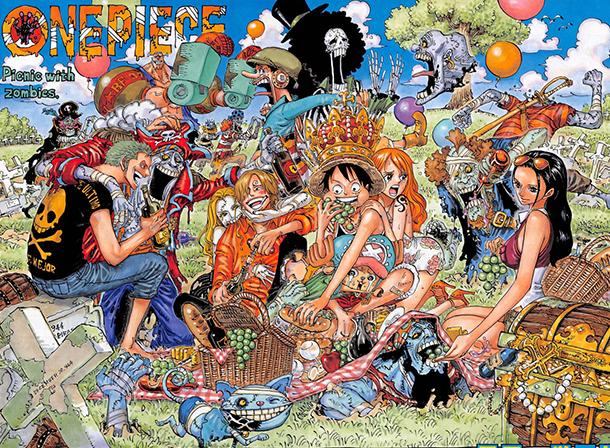 Le manga One Piece n'est pas prêt de se finir
