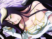 Overlord-illustration-anime