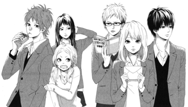 Anime Characters That Start With E : Le casting du film live orange révélé