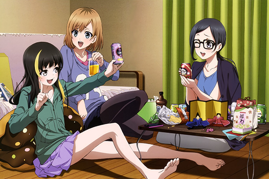 Shirobako-illustration-anime-magazine