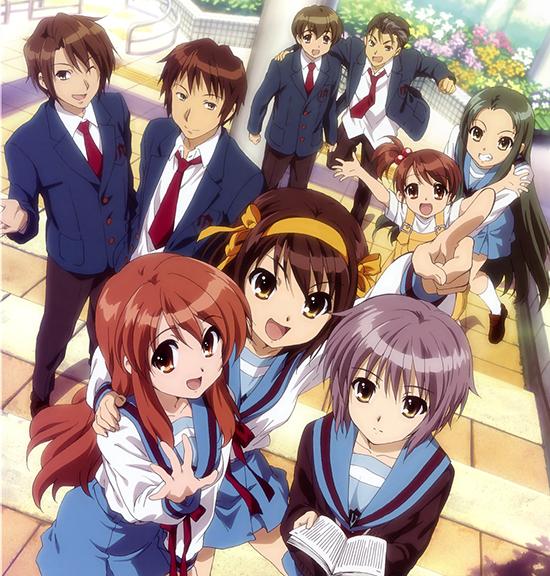 Haruhi-illustration-anime