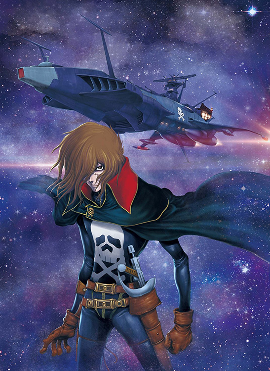 Capitaine-Harlock-Dimension-Voyage-image-manga