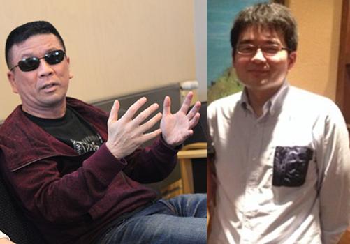 Gen-Urobuchi-&-Makoto-Fukami