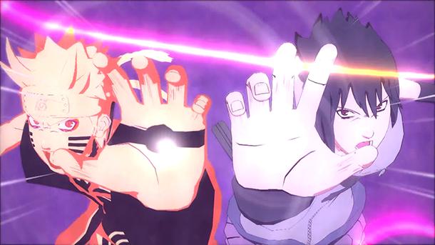 Le jeu Naruto Ninja Storm 4, en Trailer spécial Uchiwa