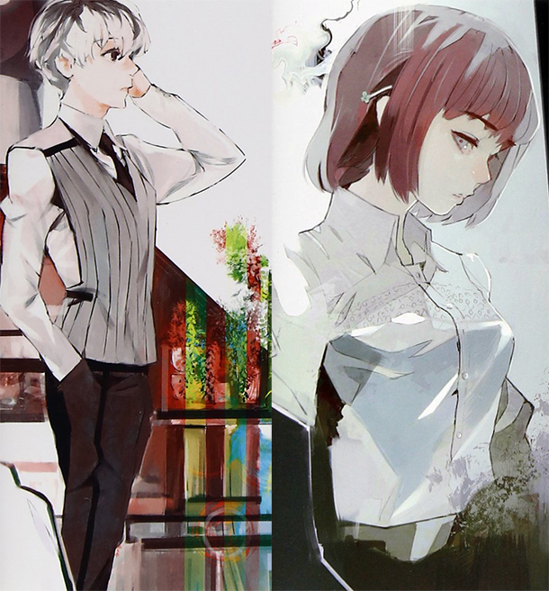 Tokyo-Ghoul-RE-illustration-manga