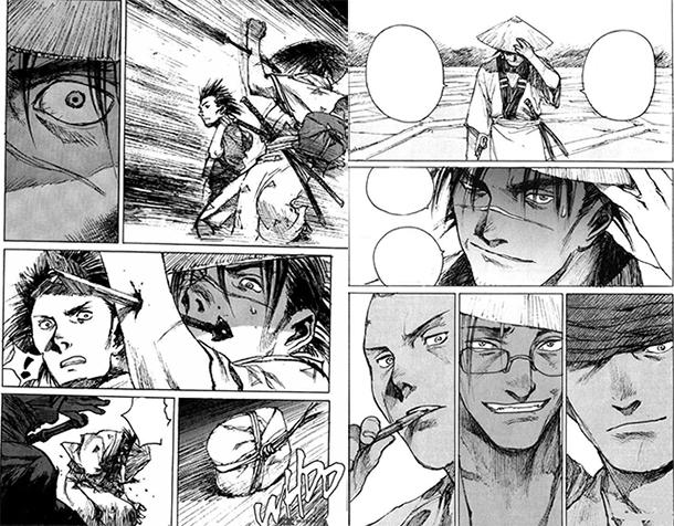 mugen-no-juunin-manga-extrait-007