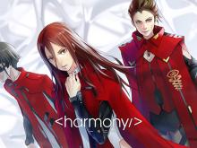 Harmony-project-itoh-Visual-Teaser