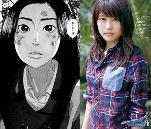 Hiromi-Hayakari-characters