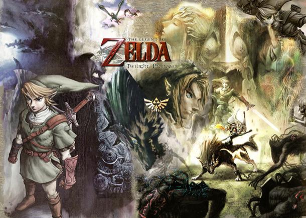 Le jeu The Legend of Zelda: Twilight Princess HD, annoncé ...