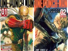 One-Punch-Manga-manga-tome-1-&-2
