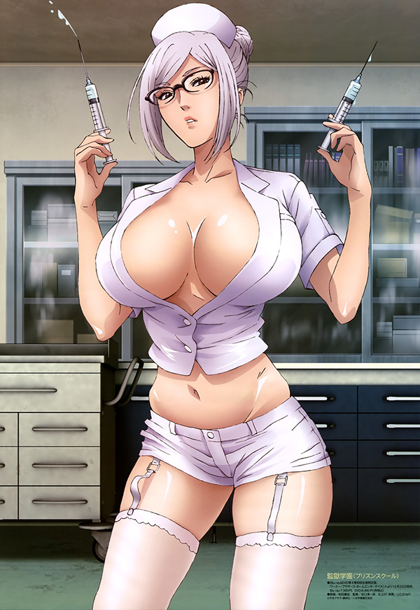 Prison-School-illustration-anime-magazine