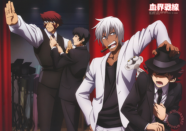 Blood-Blockade-Battlefront-anime-illustration