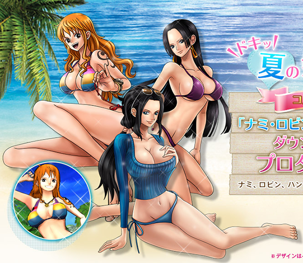 One-Piece-Burning-Blood-special-girls
