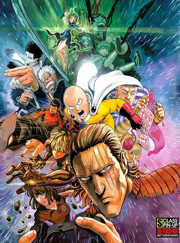 One-Punch-Man-illustration