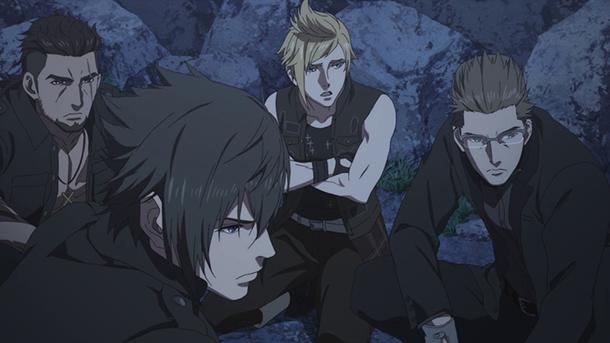 Brotherhood final fantasy luna - 7