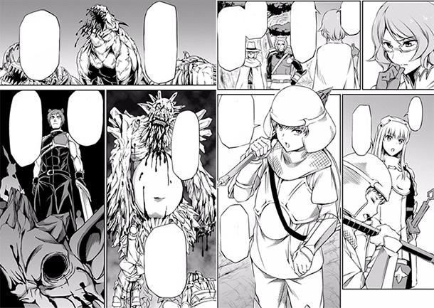 Danmachi-Gaiden-manga-extrait-001