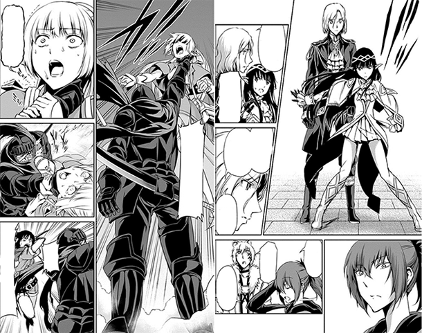 Danmachi-Gaiden-manga-extrait-002