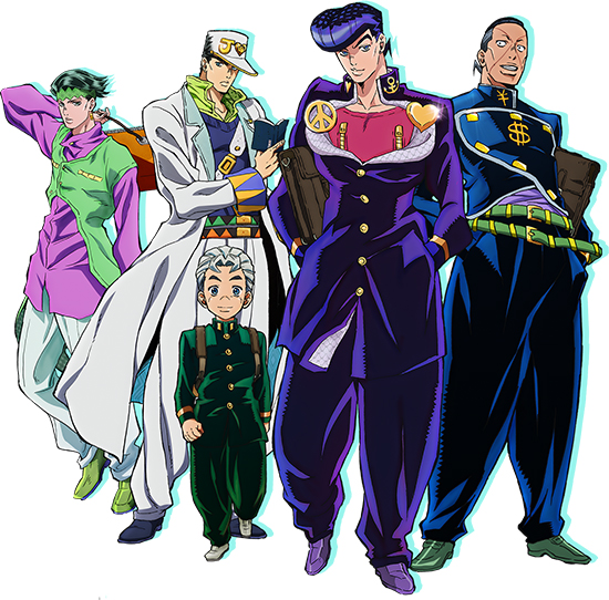 Jojo-Diamond-is-Unbreakable-illustration-456
