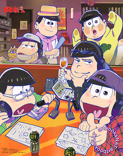 Osomatsu-san-illustration-anime-2