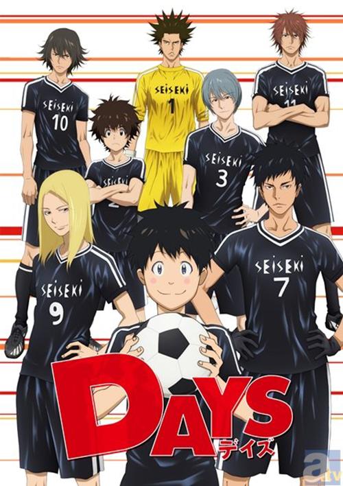 Days-anime-visual-art