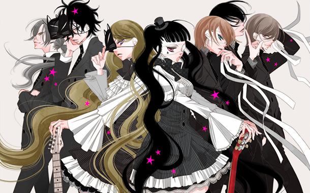 Le manga Fukumenkei Noise (Masked Noise) adapté en anime