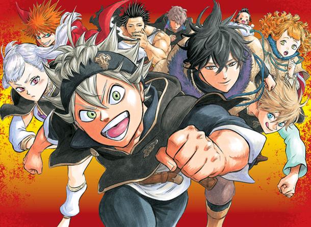 Black-Clover-illustration-manga