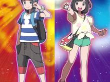 Pokemon-Soleil-Lune-personnages