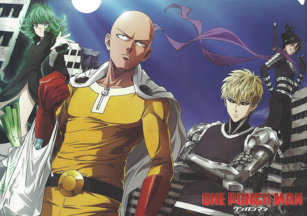 One-Punch-Man-illustration-555