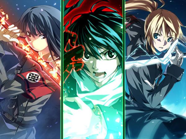 Le Jeu Dies Irae Adapte En Anime