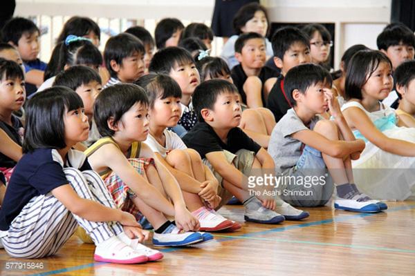 school-elementary-japan-asahi-shimbun