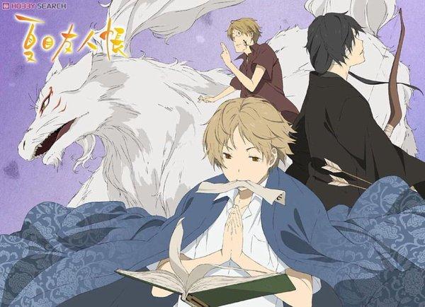 Une 6ème saison pour l'animé Natsume Yuujinchou