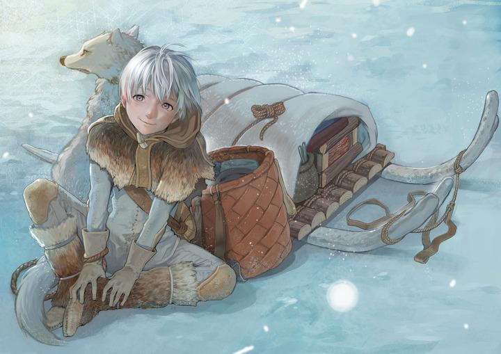 to-your-eternity-manga-illusttration1