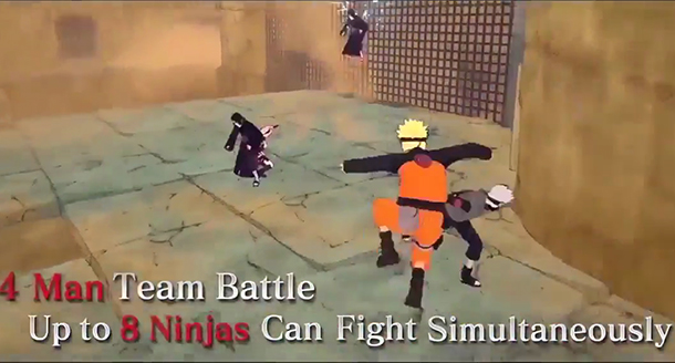 Naruto to Boruto : Shinobi Striker et Naruto : Ultimate Ninja Storm Trilogy annoncés
