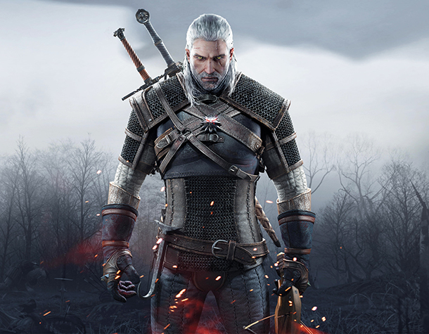 The Witcher Roman