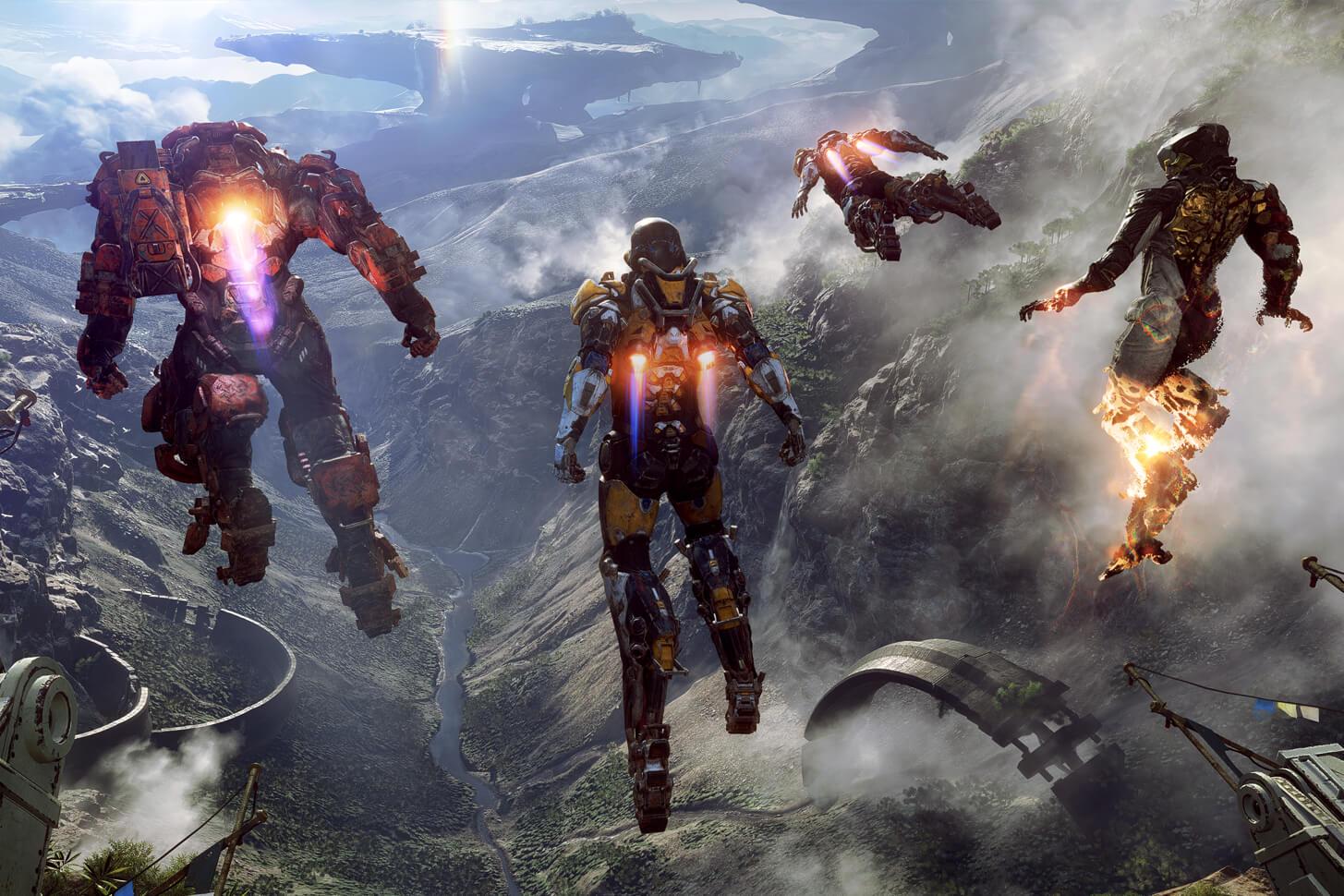 Microsoft mise sur la puissance pour faire la différence — Xbox One X