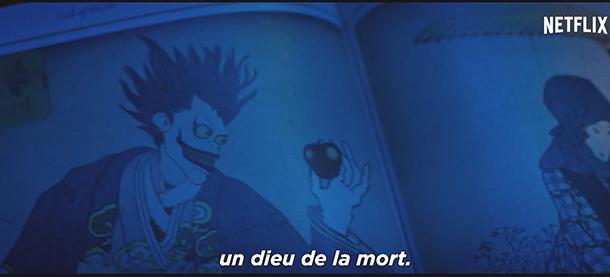 Death Note sur Netflix