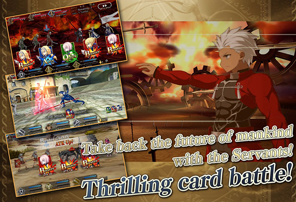 Installer le jeu Fate/Grand Order (anglais), en France | Adala News