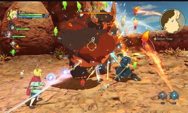 Ni no Kuni 2 : Le jeu PS4 se dévoile dans un trailer