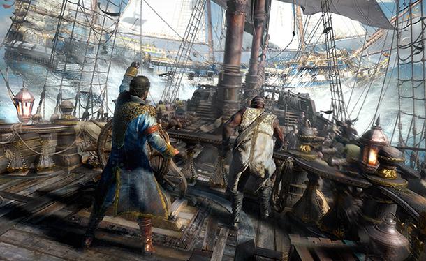 [E3 2017] Skull and Bones : Ubisoft repasse à l'abordage