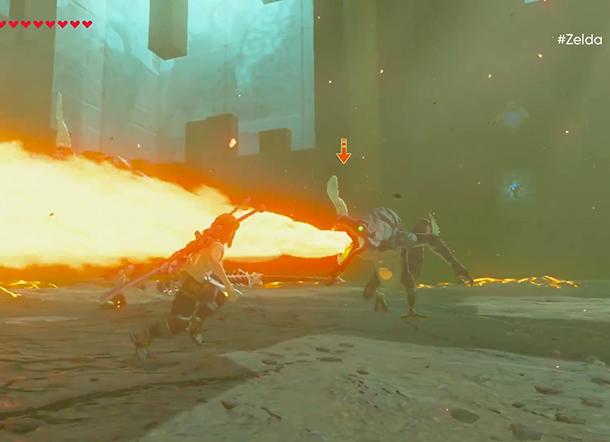 Le 2nd DLC de Zelda sera centré sur les prodiges